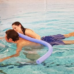 Swimming Like a Sloth